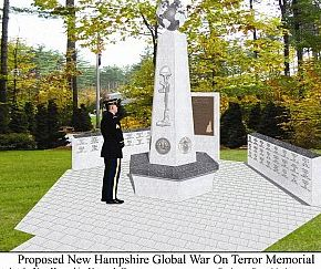 New Hampshire Global War on Terror Memorial